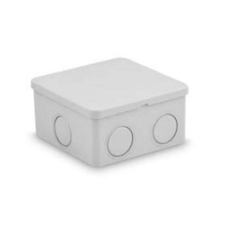 Montážní krabice CP 1038 IP44, zaklapávacím víkem, rozměr 80x80x40 mm (Cetinkaya CP1038)